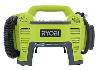 2. Ryobi P731 One+ 18v Dual Function Power Inflator/Deflator