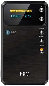 2. FiiO E17 Alpen Portable Headphone Amplifier