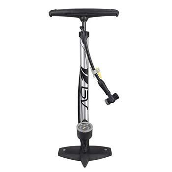 5. BV Bicycle Ergonomic Bike Floor Pump