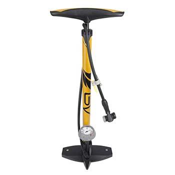 8. BV Bicycle Ergonomic Bike Floor Pump