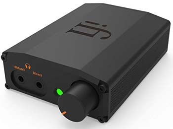 1. Nano iDSD Black Label Portable DAC
