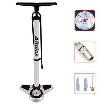 6. Jhua Bike Pump, 160 PSI