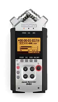 2. Zoom H4N Handy Portable Digital Recorder - 2009 Version