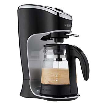 3. Mr. Coffee Latte Maker