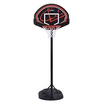1. Lifetime Youth Basketball Hoop