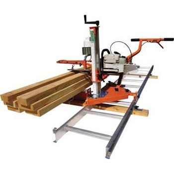 4: Norwood PortaMill Chain Saw Sawmill