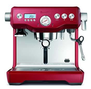 6. Dual Boiler Espresso Machine