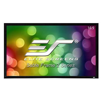 3. Elite Screens Sable Frame 2 Series