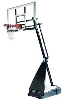 10. Spalding NBA Hybrid Portable