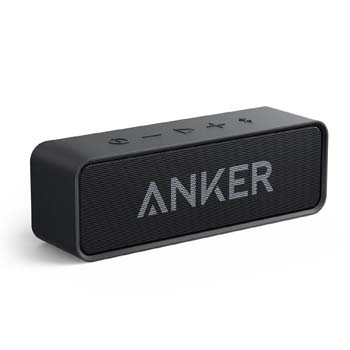 1. Anker Soundcore Bluetooth Speaker