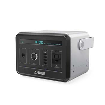 7. Anker PowerHouse Compact Portable Generator