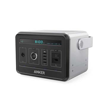 7. Anker PowerHouse Compact Portable Generator