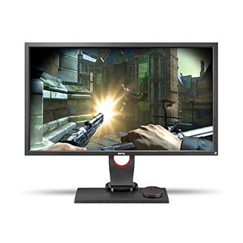 7. BenQ ZOWIE 27 inch 144Hz eSports Gaming Monitor, 1440p, 1ms Response Time, Black eQualizer, Color Vibrancy, S-Switch, Height Adjustable (XL2730)