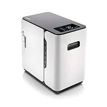 6. yuwell YU300 Portable Homecare Oxygen Bar Machines