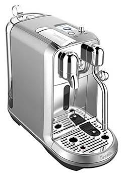 9. Nespresso Creatista Plus Espresso