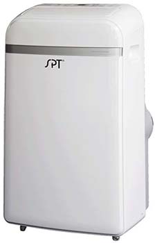 10.SPT 12,000BTU Dual-Hose Portable Air Conditioner