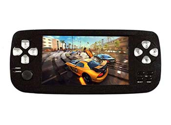 10. Handheld Game Console, Portable Video Game Console 4.3 Inch Screen 653 Classic Games,