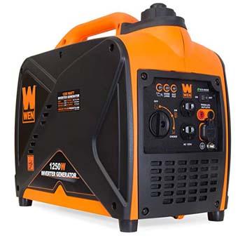 8. WEN Super Quiet Portable Inverter Generator