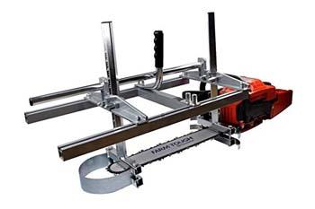 3: Zchoutrade Portable Chainsaw Mill