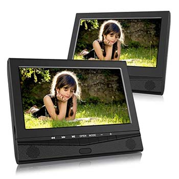 10. CUTRIP 10.1 INCH DUAL SCREEN