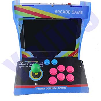 9. Retro Mini Arcade Machine with 2000 Classic Video Games, One Player Heros of The Storm 5