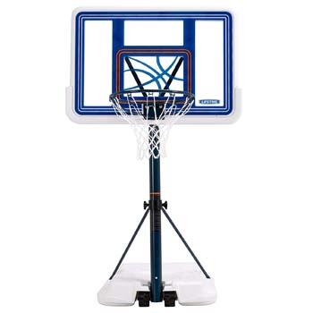 3. Lifetime Pool Side Basketball System