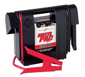 6. Clore Automotive Booster PAC ES5000 Peak Amp