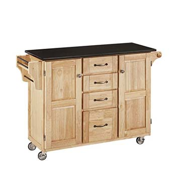 9. Home Styles 9100-1014 Create-a-Cart 9100 Series