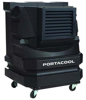 5. Portacool PAC2KCYC01 Cyclone 3000 Portable Evaporative Cooler