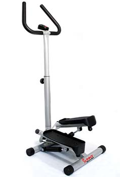 6. Sunny Health and Fitness Twist Stepper