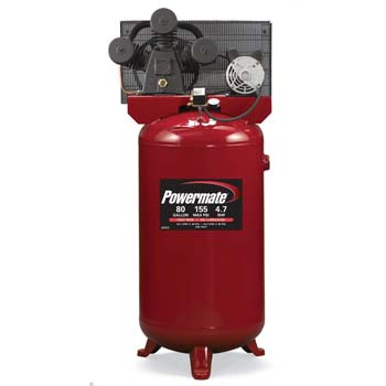 10. Powermate Vx PLA4708065 80 Gallon