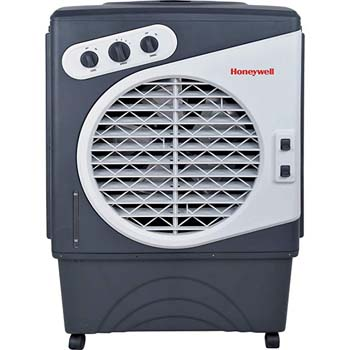 5. Honeywell Powerful Outdoor Portable Evaporative Cooler with Fan,