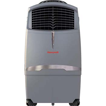 2. Honeywell 525 CFM Indoor Outdoor Portable Evaporative Cooler