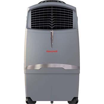 2. Honeywell 525 CFM Indoor Outdoor Portable Evaporative Cooler