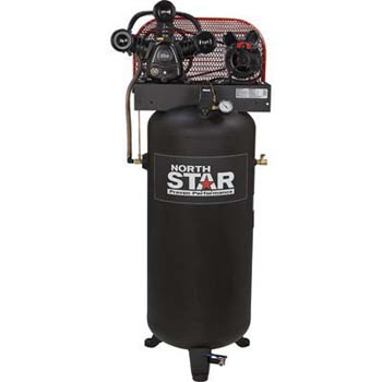 1. NorthStar Electric Air Compressor 5-HP, 60- Gallon