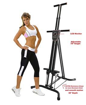 5. Vertical Climber Cardio Exercise X- Factor