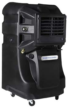 8. Portacool PACJS2301A1 Jetstream 230 Portable evaporative Cooler- Black