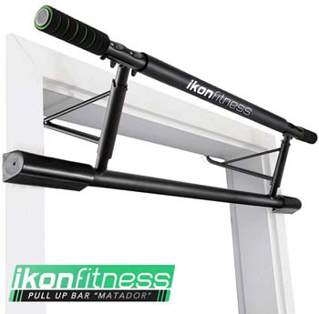 3. Ikonfitness Pull Up Bar