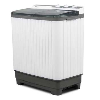 2. Della 9KG Portable Mini-compact Twin Tub Washing Machine/Dryer