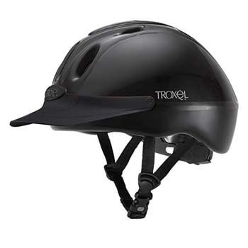 6. Troxel Equestrian Spirit Riding Helmet