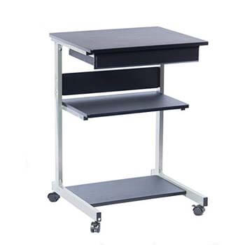 3. Techni Mobili Modus Metal cart
