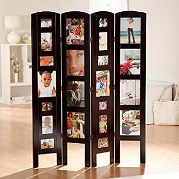 8. Finley Home Memories Frame Room Divider