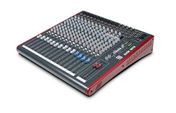 3. Allen & Heath USB Mixer