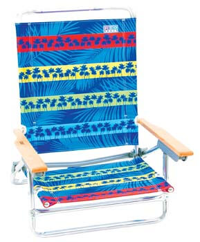 3. Rio Classic Beach Folding Chair