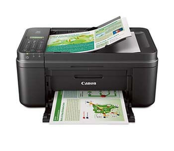 7: Canon MX492 Wireless All-in-One Small Printer