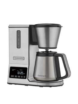 5. Pour Over Coffee Brewer with Stainless Steel Thermal Carafe by Cuisinart
