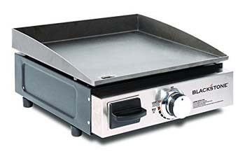 06). Blackstone Tabletop 17-Inch Grill