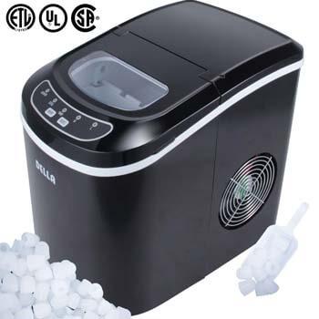 6. DELLA Ice Maker (Electric, Portable)