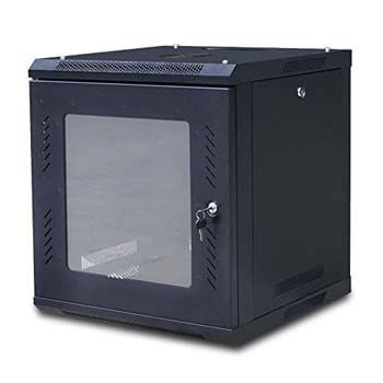 2. Pajuva 9U Wall Mount Cabinet Enclosure