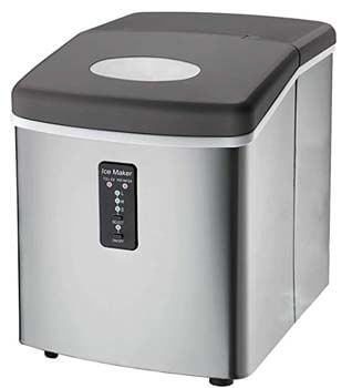 7. Ice Machine – Counter Top Portable Ice Maker
